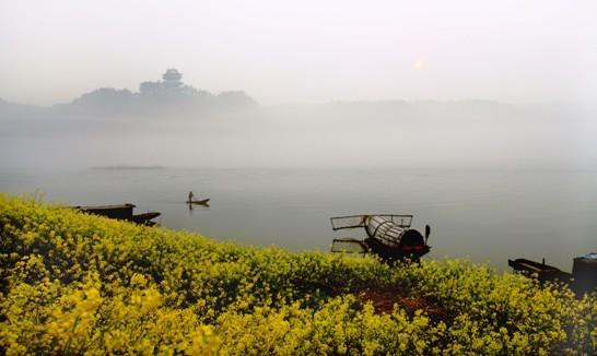 美丽中国之湖南桃花源
