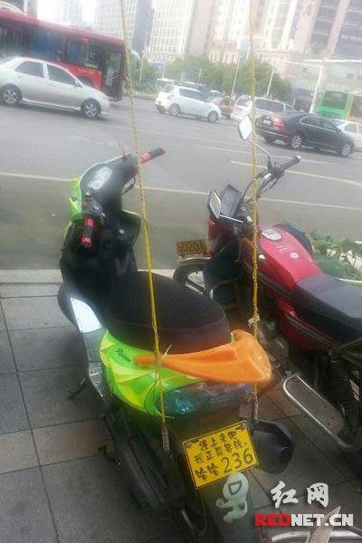 不要将摩托车借给未成年人骑