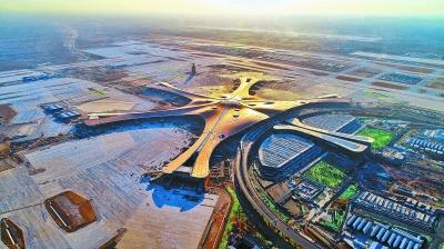 新机场安检引入人脸识别技术
