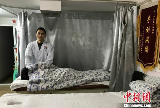 重庆盲人按摩师酷爱文学创作 15年发表散文诗歌两万余字