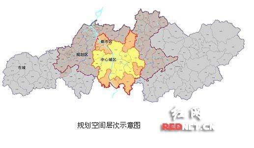 (中心城区空间结构规划图。)  (规划空间层次示意图。)   红网长沙8月5日讯(记者 刘玉先)今天,长沙市城乡规划局对《长沙市城市总体规划(2003-2020)(2014年修订)》批后公布。按照规划,到2020年长沙总人口为1000万人,城镇人口为810万人,城镇化水平为81%。      其中,中心城区城市人口规模为629万人。按照一主两次五组团的城市空间结构,突出山水洲城、一江两岸的城市总体形象。一主为:城市主体;两次为:岳麓片区、星马片区;五组团为:暮云组团、金霞组团、坪浦组团、空港组团、