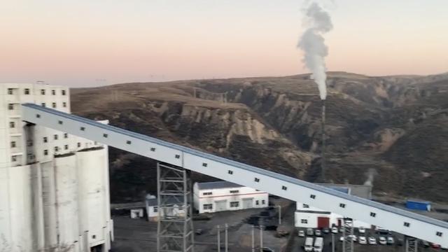 陕西省神木市一煤矿发生事故 21人死亡